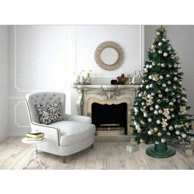 Stojan na vánoční stromek Orbit - Zelená
