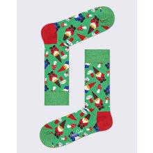 Happy Socks Vánoční ponožky GGN01-7000 pánské 622d00b4e6