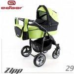 Adbor Zipp 29 zelená + černá 2017