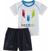 Adidas J MESSI SET bílá