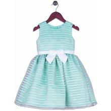 93ddd3c4696 Joe and Ella Fashion Dívčí šaty Macey Aqua tyrkysové