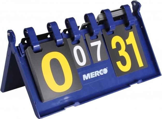 Merco ukazatel skore Table 0-31 bodů, 0-7 setů