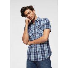 899742e536ea Superdry Kostkovaná košile »WASHBASKET S S SHIRT«