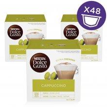 Nescafé Dolce Gusto Cappuccino kávové kapsle 48 ks