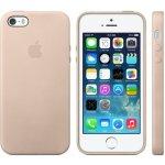 Pouzdro Apple iPhone 5s MF042ZM/A béžové