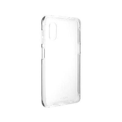 Pouzdro FIXED TPU Samsung G715 Galaxy Xcover Pro čiré