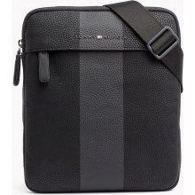 Tommy Hilfiger černá crossbody taška Block Stripe Crossov cc45c3cf8d