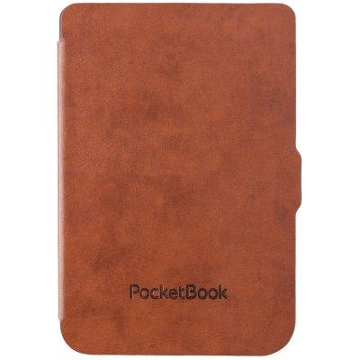 PocketBook Shell Cover JPB626(2)-LB-P - brown