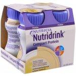 Nutridrink Compact Protein s příchutí lesního ovoce por.sol. 4 x 125 ml