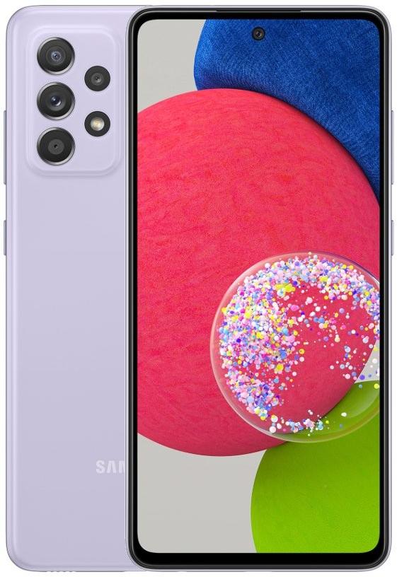 Samsung Galaxy A52s 5G A528B 8GB/256GB na Heureka.cz