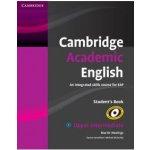 Cambridge Academic English B2 Upper Intermediate Student's Book (Hewings Martin)