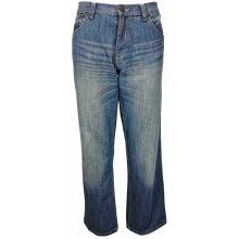 ENZO pánské modré džíny
