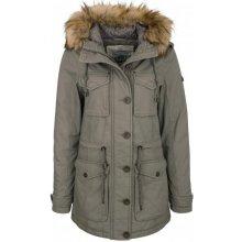 DreiMaster dámský kabát khaki