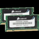 Corsair SODIMM DDR2 4GB 800MHz (2x2GB) VS4GSDSKIT800D2