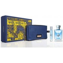 Versace Pour Homme EDT 100 ml + EDT 10 ml + kosmetická taška dárková sada  od 1 296 Kč - Heureka.cz 4043191f7b