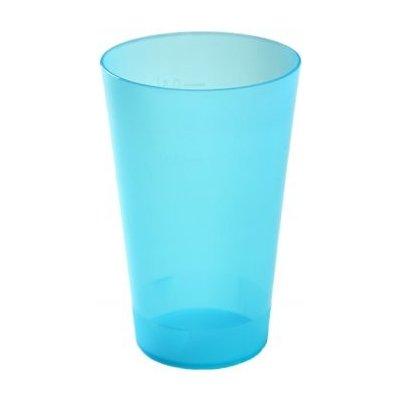 Injeton Plast Vratný kelímek modrá 500 ml