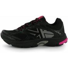 Karrimor Pace Run 2 Ladies Running Shoes černé