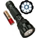 ESP Svítilna SPY duralová 9 LED