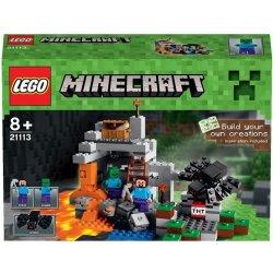 Lego LEGO MINECRAFT 21113 Jeskyně
