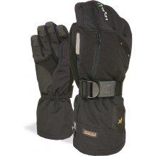 Level Star snb pánské rukavice černé