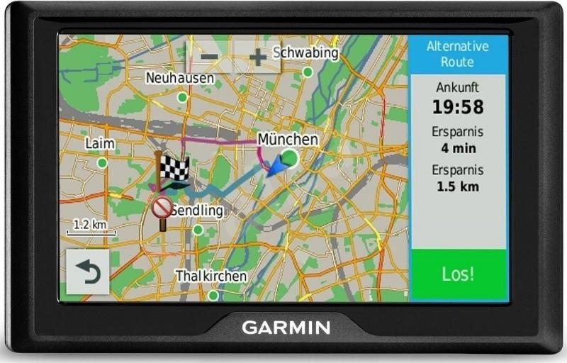 navigace do auta Garmin Drive 50 Lifetime Europe20