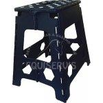 Skládací stolička Hippo Tonic modrá/sv.modrá