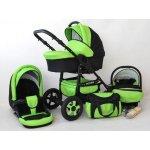 Babylux Future černý + zelený 2014