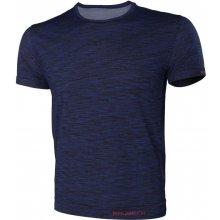 Brubeck Fusion pánské tričko krátký rukáv dim blue b39030965c