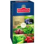 RISTON Kolekce zelených čajů s příchutí 25 s.