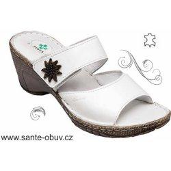 fc5c422ee8f Dámská obuv SANTÉ Zdravotní N 309 2 10 bílá
