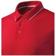 c92111534f6 Label Perfection plain 251 Polokošile pánská formula red