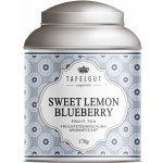 TAFELGUT Ovocný čaj Sweet Lemon Blueberry modrá barva kov 170 g