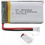 RCobchod 1200mAh 3,7V Akumulátor pro X5Csw X5Cs x5sw nebo x5sc