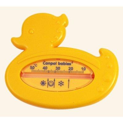 Canpol Babies teploměr do vody - kačenka