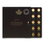 Maple Leaf 2018 Zlatá minces Maplegram25 25x1 g