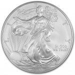 Eagle American Stříbrná investiční mince 1 Oz 2008