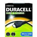 Duracell USB5013A micro USB, 1m