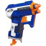 Hasbro Nerf elite kapesní pistole s 3 hlavněmi