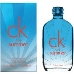 Calvin Klein CK one Summer 2017 toaletní voda unisex 100 ml ... 3650b63438