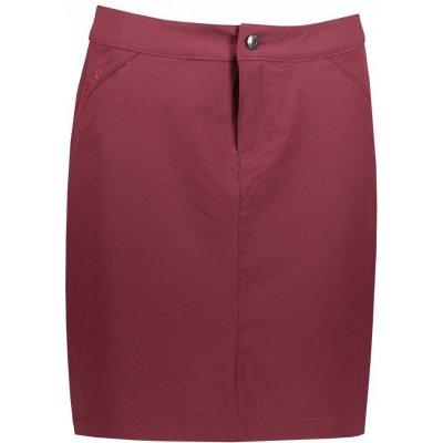 Hannah Tris II Dámská sportovní sukně zinfandel