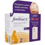 Merck Femibion 2 s vit. D3 120 tbl. Bi-Oil 25 ml