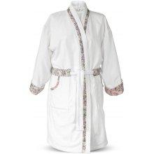 Vestis župan Sauna kimono bílý