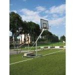Konstrukce streetball pojízdná se závažím - exteriér (ZN), vysazení 1,20 m