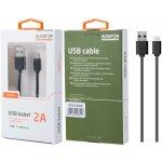 Aligator PLUS datový a nabíjecí kabel 8041, konektor micro USB-C
