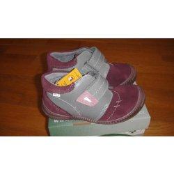 f2316faaf17 Dětská bota Santé N 661 401 19 77 56 šedo-