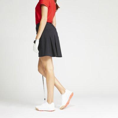 Inesis dámská golfová sukně se šortkami černá