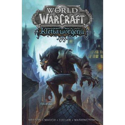 World of Warcraft Kletba worgenů - Micky Neilson