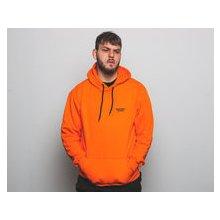 Backyard Cartel Backk Label Hoody Orange