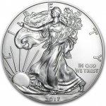 Eagle American Stříbrná investiční mince 1 Oz 2017