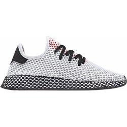 Adidas Deerupt Runner Ftwr White bílé DB2686 d059745a45
